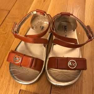 MK Girls Sandals
